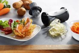 Spiralen, Spaghetti & mehr