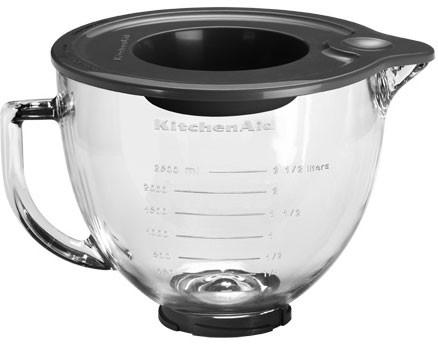 Klar-Glasschüssel 4,8L