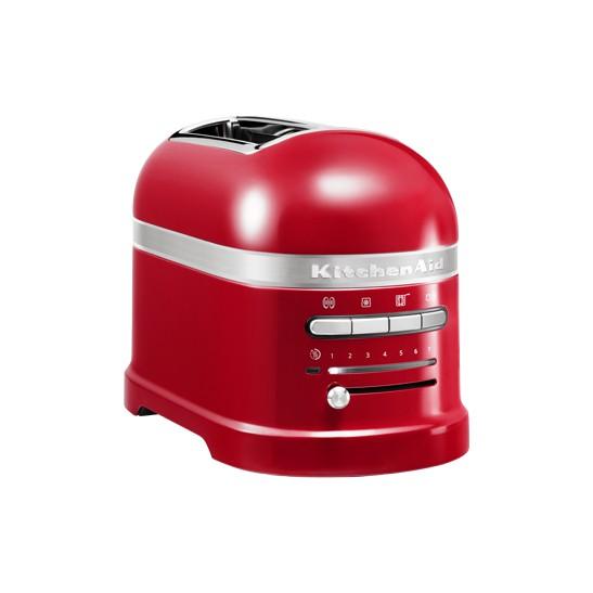 2 Scheiben Toaster Empire Rot