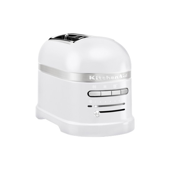 2 Scheiben Toaster Frosted Pearl