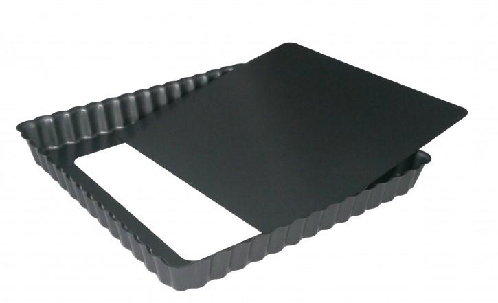 de Buyer quadratische Tarteform 18cm