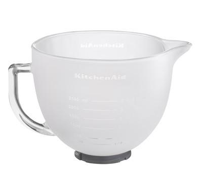 Milchglas-Glasschüssel 4,8L