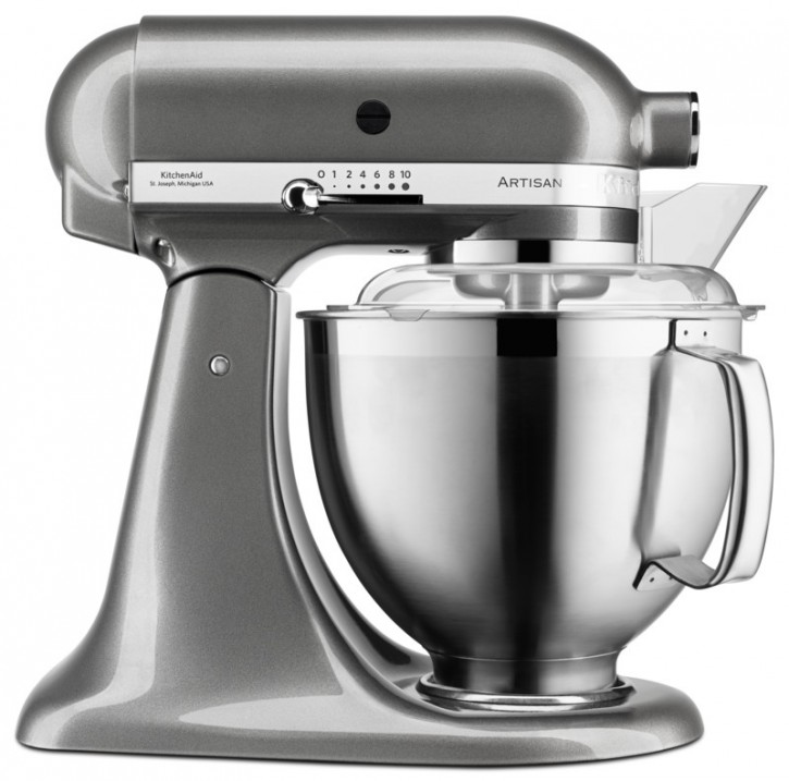 KitchenAid 185 Medaillion Silber