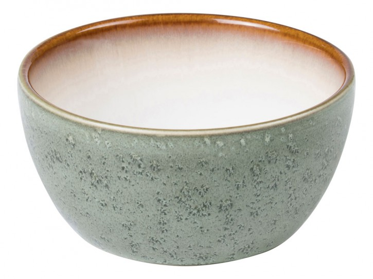 Bowl grey/cream 10 cm