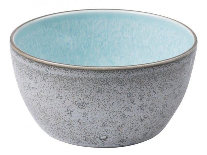 Bowl grey/blue 10 cm