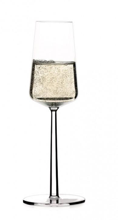 4er Set - ittala Essence Champagner