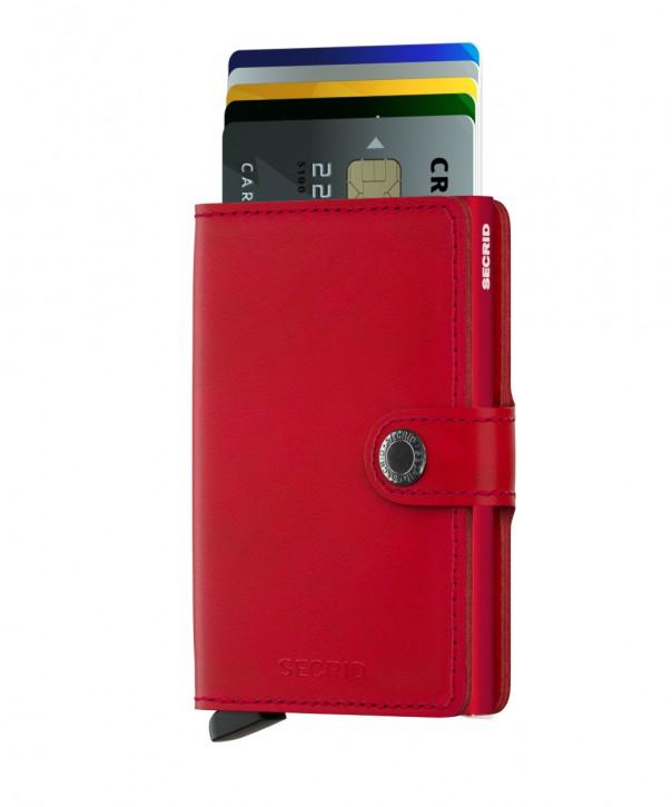 Original Miniwallet Red