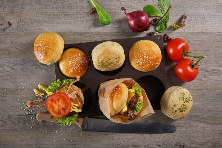 Flexi-Form Burger Buns 8,5cm