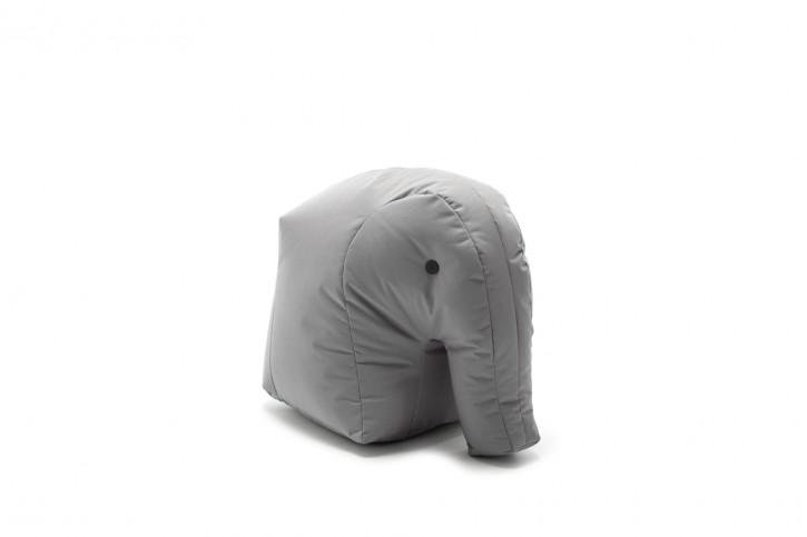 Elefant Carl - grau    Sitzsacktiere
