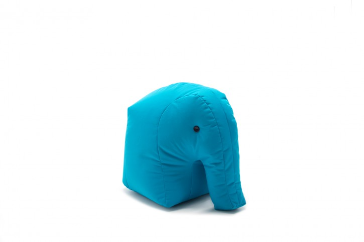 Elefant Carl - türkis Sitzsacktiere