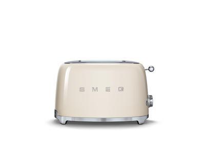 SMEG Toaster Creme