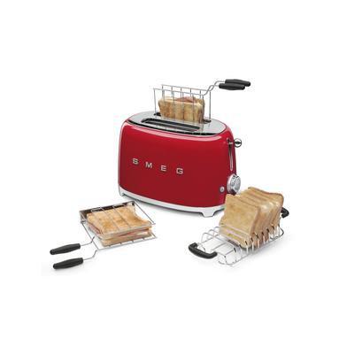 SMEG Toaster Rot