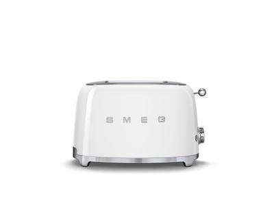 SMEG Toaster weiß