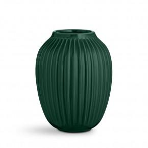 Kähler Vase Hammershøi 25cm Grün