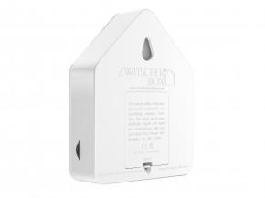 Zwitscherbox weiß